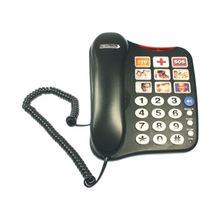 Desktop Phone with Large Keys
