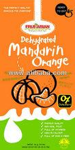 Fruitarian Dehydrated Mandarin Orange