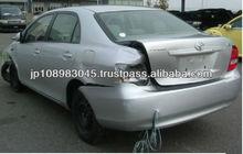 Damaged Car Crashed car