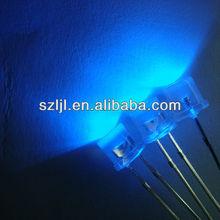 5mm Ultra bright flat top led/ 5mm flat led
