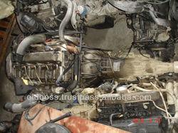 ENGINE D4CB STAREX CRDI
