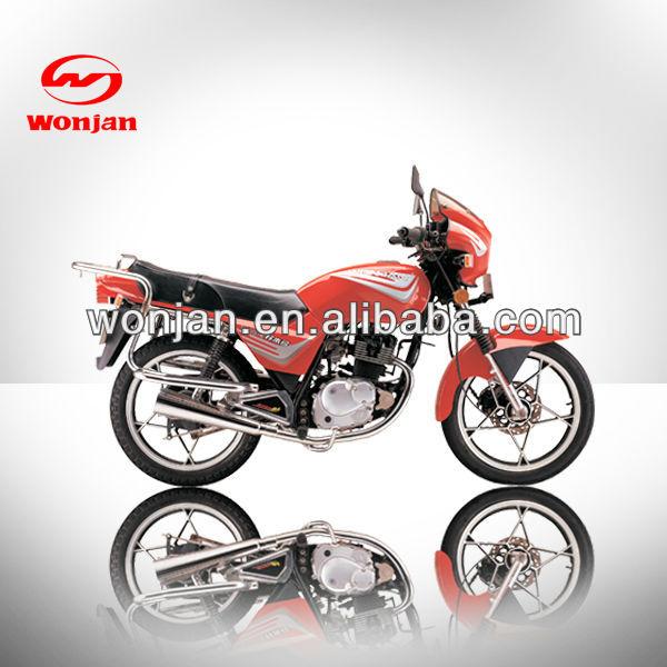 2013 cheap new 125cc street bike for sale in China Chongqing(WJ125-8)