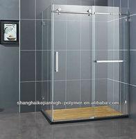 bonding for enclosed shower room