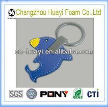 fashion fish shaped keychain