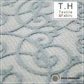 especiais de cristal tule tecido rebanho tecido para sofa