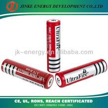 China power tools use li-ion 18650 battery with high power 3000mAh 3.7v