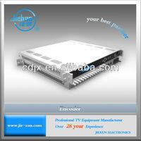 4 in 1 Digital TV Headend Encoder / MPEG-2 Encoder / 4 A/V Inputs Encoder JXDH-6202