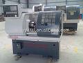 chino caliente venta contrapunto del torno cnc para el metal ck6432a