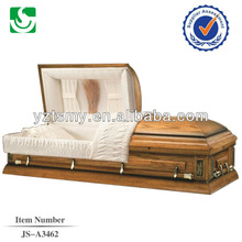 Superior export standard wood coffins caskets wholesaler