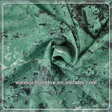 Hot sale 50D*75D+40D Satin 95 polyester 5 spandex fabric