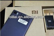 Xiaomi Mi3 M3 Phone 2.3GHz Quad Core Android Phone 5.0 inch