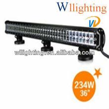 High Power Cree led bar light,IP67,for truck light 4x4,ATV,UTV led bar light
