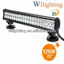 """Cree LED Light Bar,22"""",126w 10000lumen,IP67,for truck light 4x4,ATV,UTV LED Light Bar"""