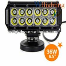 "6.5"" Aluminum LED UTV Light Bar Off Road ATV Lights"