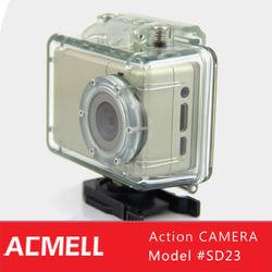SD23 GPS 1.5 Inch Waterproof Mini Sports Digital Camera
