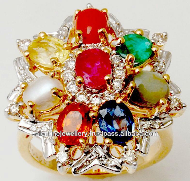 precious multicolor gemstone jewelry lucky gemstones