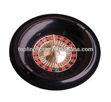 "16"" Deluxe Plastic Roulette Wheel"