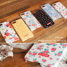 Flower cluster_Happymori Design Inhands type Mobile Phone Case for iPhone 6 (Made in Korea)