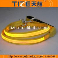 high-bright dog leash durable led pet leash TZ-PET5202 dog leash maker