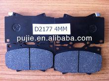 Toyota LAND CRUISER 100 150 brake pad D2177