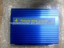 400W DC24v/12V wind solar hybrid controller regulator,400w wind generator plus 300w solar panel