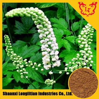Hot Product Triterpene Glycosides Powder / Black Cohosh Extract / Cimicifuga Foetida L.