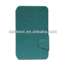 Hot Selling Crazy Horse Pattern Leather Case For iPad mini,Leather Case Cover For Apple iPad Mini With Foldable Stand