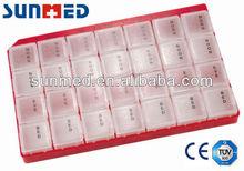 28 Day Pill Box