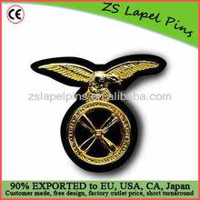 pilot wing pin/ eagle lapel pin/ marine lapel pin