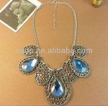 fashion women handamde empty cup chain necklace wholesale