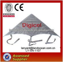 Customized cheap advertising logo kites