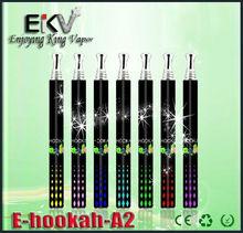 2014 Christmas Gifts disposable e cigarette battery powered electronic shisha e hookah design for distributors