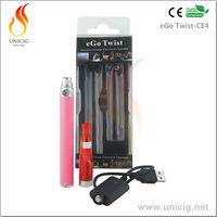EGtO-tC Twist The Best Variable Voltage E Cig
