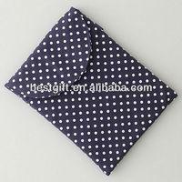 bag promotional gift. laptop sleeve cotton canvas laptop bag
