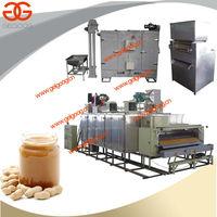 Peanut Butter Plant /Peanut Butter Processing System/Peanu Butter Equipment
