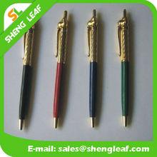 Top quality metal plastic pen
