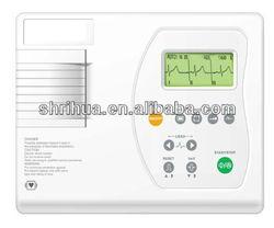 High quality portable 3 channel ecg machine ECG-3C
