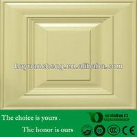 Raised panel solid wood modular kitchen furniture door