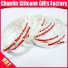 fashion thin tube cheapest silicone bracelet