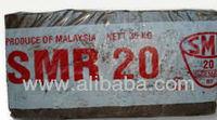 Malaysian Natural Rubber SMR20