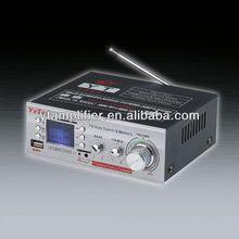 small wifi bridge YT-368A with LCD display&usb/sd/fm