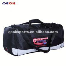 Durable waterproof travel duffel bag
