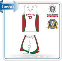 Subbs- 256 2013 nuevo diseño uniforme del baloncesto sublimación