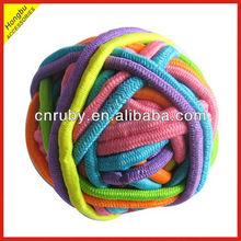 Girls elastic band hair ball wholesale