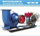 high capacity 8 inch diesel water pumps
