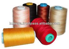 100% Polyester Yarns