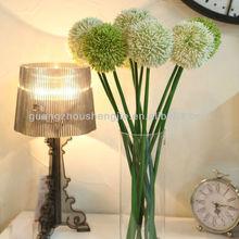 Sleek realistic artificial dandelion flower with happy price
