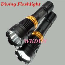 5 Mode Ultrafire Aluminum Alloy Cree Q5 cree led power style flashlight