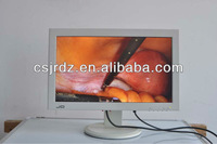 "CE approved 21"" color lcd screen for endoscope"