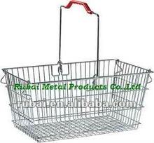 Metal wire market basket(RHB-FE027)